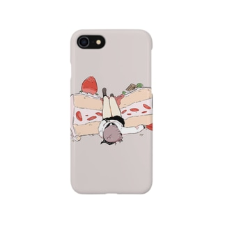 かかと落とし Smartphone cases