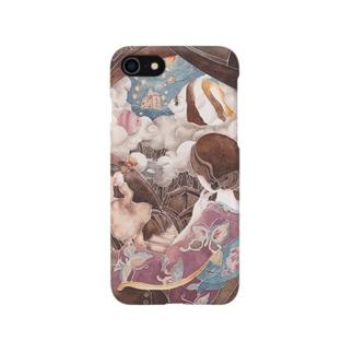 パノラマ島奇譚 Smartphone cases