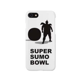 SUPER SUMO BOWL Smartphone cases