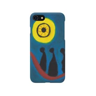 月孔-げっこう- Smartphone cases