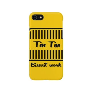 Biscuit work Smartphone cases