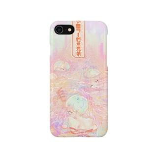 アミラーゼ三兄弟 Smartphone cases