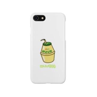 バナナウユ Smartphone cases