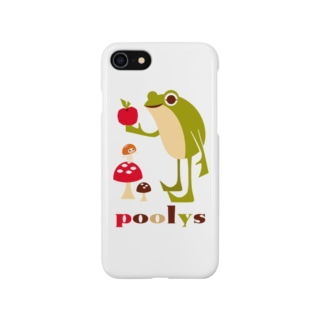 poolys with apple Smartphone cases