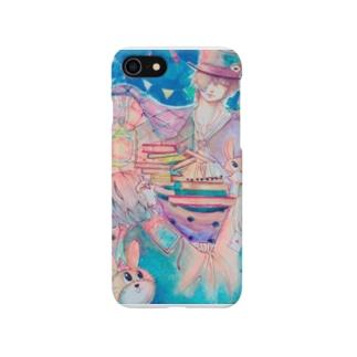 iPhon7オリジナルイラストケース Smartphone cases
