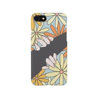 にょき Smartphone cases
