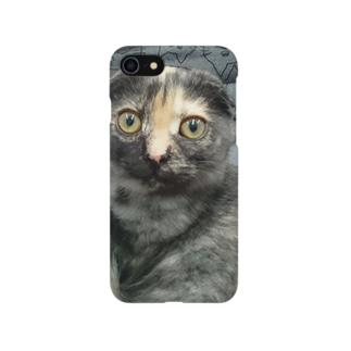 あかめ@猫カフェのアリスちゃん Smartphone cases
