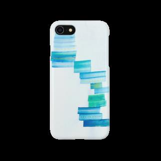 海のカケラ スマートフォンケース