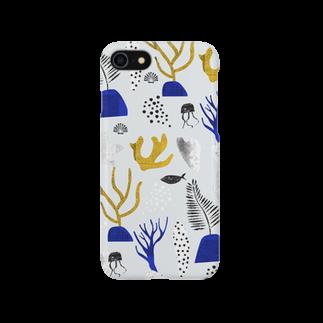 ozonegraphの海 Smartphone cases