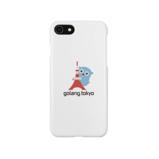 golang.tokyo Smartphone cases