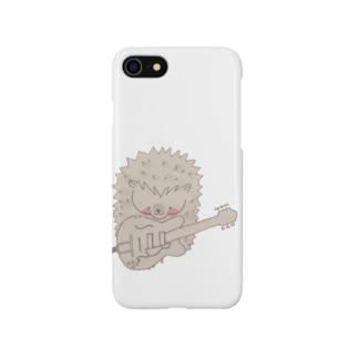 ハリネズミ( ギター) Smartphone cases