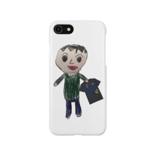 ぼくのえ Smartphone cases