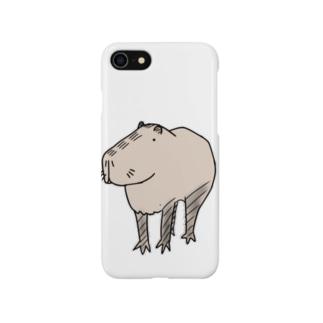 カピ氏 Smartphone cases
