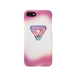 カラフルな▽ Smartphone cases