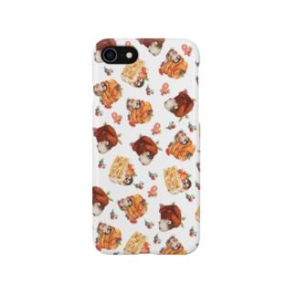 甘党ペンギンさん Smartphone cases