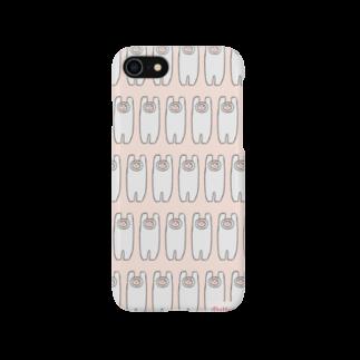 ミーゴレンちゃんのもち人間いっぱい Smartphone cases