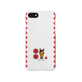 Monthly Horses_7K Smartphone cases