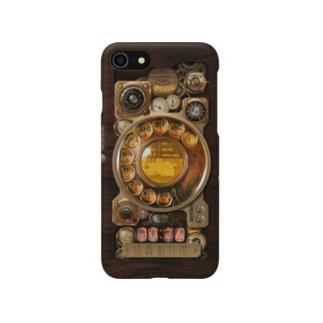 ダイヤル式スマートフォン Smartphone cases