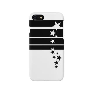 夜空へと舞う星達 Smartphone cases