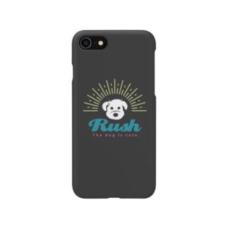 Rush-Black- Smartphone cases