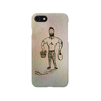 カールさん Smartphone cases