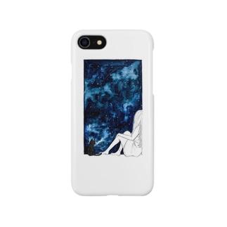 片恋月夜 Smartphone cases