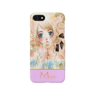 マーガレット(Margaret) Smartphone cases