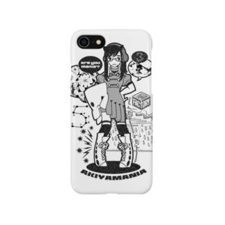 AKIYAMANIA2017 Smartphone cases