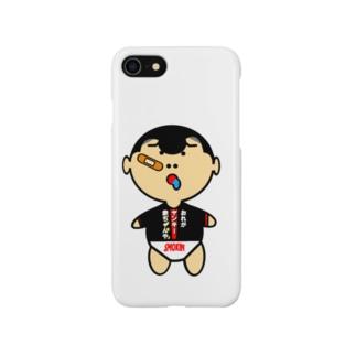 ヤンキー赤ちゃん オリジナルアイテム Smartphone cases