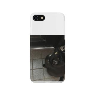 くーちゃん出たがり Smartphone cases