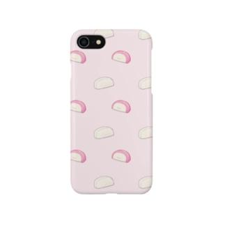 にくらしいカマボコ Smartphone cases