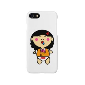 OL赤ちゃん Smartphone cases