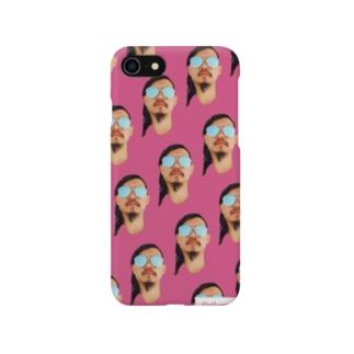 ピンクさんひょんぬ Smartphone cases