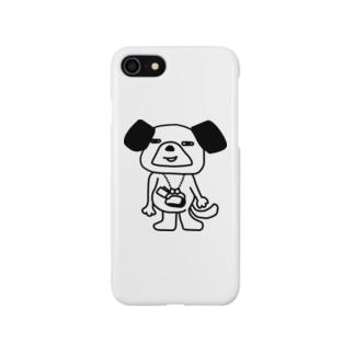 銭犬 Smartphone cases