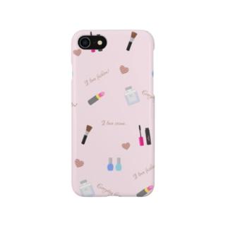 おしゃんてぃーなこすめてぃっく Smartphone cases