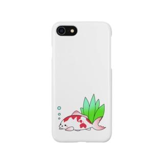 西田くんスマホケース Smartphone cases