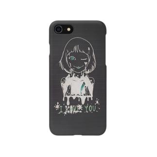 crazy_girl Smartphone cases