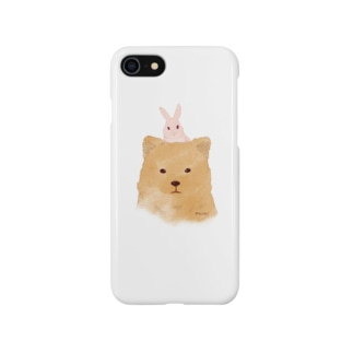 animal illustration Smartphone cases