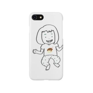 TAKOYAKI-girl Smartphone cases