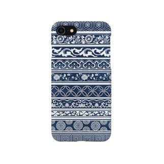 江戸小紋 Smartphone cases