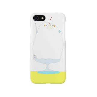 しろくま Smartphone cases