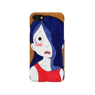 女の子作品001  全面 Smartphone cases