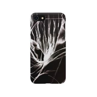 のっぺらぼう Smartphone cases