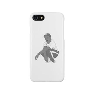 イケてるB-boy Smartphone cases