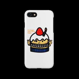 オリジナルTシャツ♪innocence:iのプレゼントケーキ スマートフォンケース