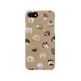 Round Animals Smartphone cases