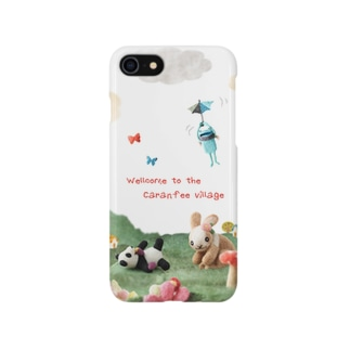 Wellcome to the Caranfee village Smartphone cases