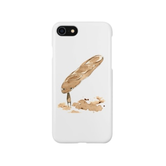 ふらんすぱん Smartphone cases