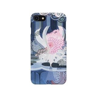 水底の鮮やかさ Smartphone cases
