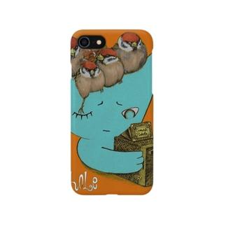 ピンホール Smartphone cases